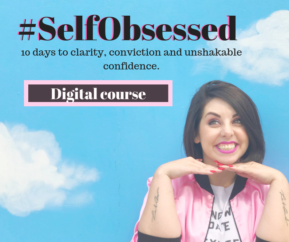 #selfobsessed- 10 days to become wildly obsessed with your (1)
